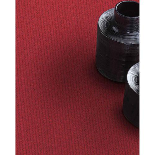 """Gallery - Heathered Scarlet Red Solid - Basket - 12"""" x 12"""" x 7.5"""""""