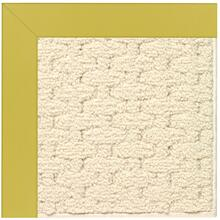 Creative Concepts-Sugar Mtn. Canvas Lemon Grass Machine Tufted Rugs