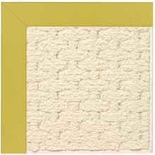 Creative Concepts-Sugar Mtn. Canvas Lemon Grass Machine Tufted Rugs