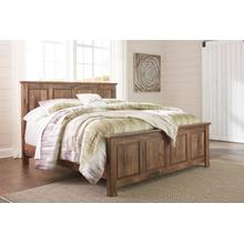 Blaneville - Brown 3 Piece Bed (King)
