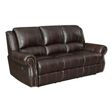 Sir Rawlinson Traditional Burgundy Motion Sofa
