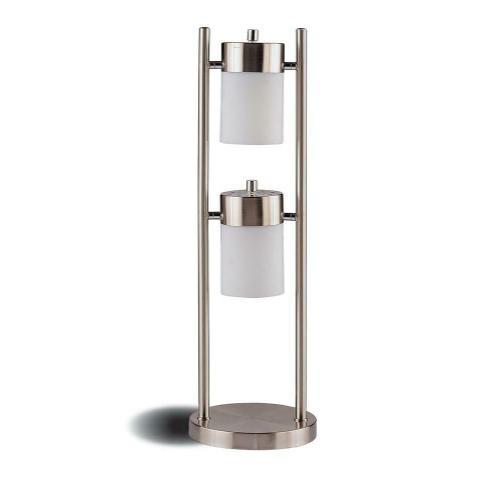 Coaster - Casual Silver Lamp