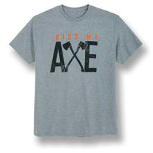 See Details - KISS MY AXE!