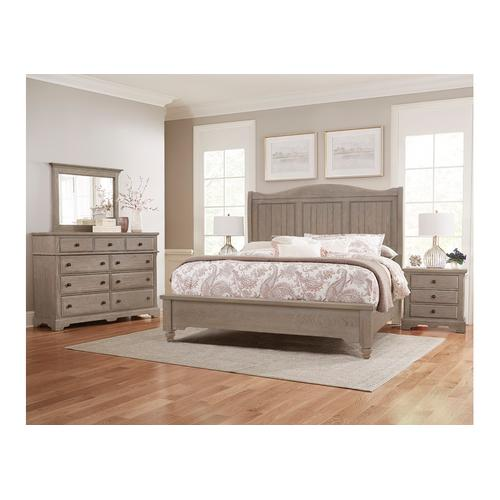 Artisan & Post Solid Wood - Sleigh Bed