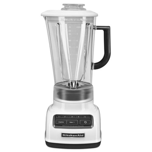 5-Speed Diamond Blender White