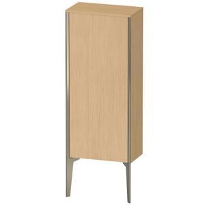 Duravit - Semi-tall Cabinet Floorstanding, Natural Oak