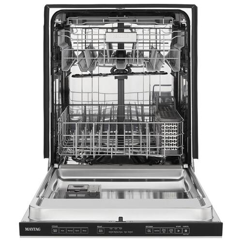 Maytag Canada - Top Control Dishwasher with PowerDry Options and Third Level Rack