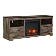 W446 Entertainment Center (Trinell) Optional Fireplace Insert