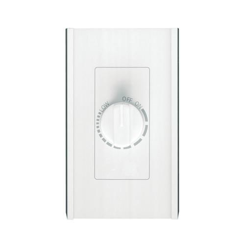 Broan - Broan-NuTone® Variable Speed Wall Control, White