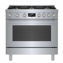 See Details - 800 Series Gas Freestanding Range 36'' Stainless Steel HGS8655UC