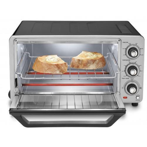Cuisinart - Custom Classic Toaster Oven Broiler