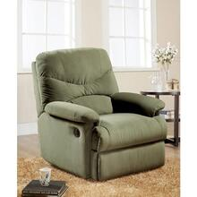 SAGE MICROFIBER RECLINER