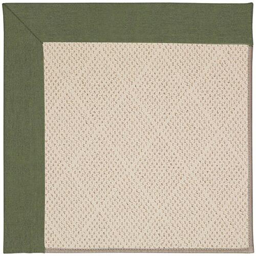Gallery - Creative Concepts-White Wicker Canvas Fern