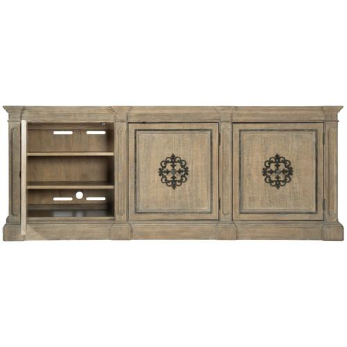 Villa Toscana Entertainment Credenza in Criollo (302)