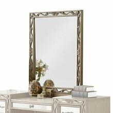 ACME Orianne Vanity Mirror - 23798 - Antique Gold