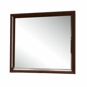 ACME Ireland Mirror - 21454 - Espresso
