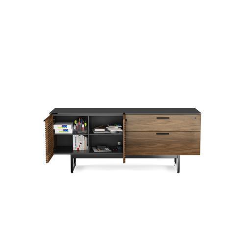 BDI Furniture - Corridor 6529 Storage Credenza in Natural Walnut
