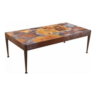 Astoria Coffee Table Dark Antique