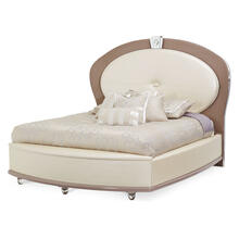 Eastern King Upholstered Bed