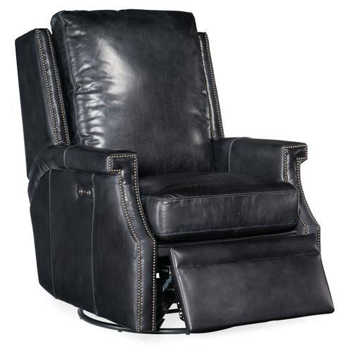 Hooker Furniture - Collin PWR Swivel Glider Recliner