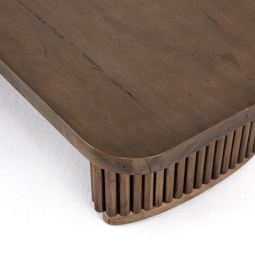 Rutherford Coffee Table-ashen Brown