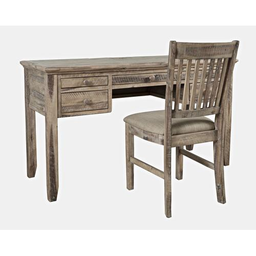 Jofran - Rustic Shores Power Desk and Chair