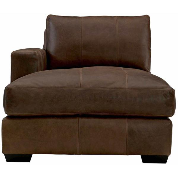 Dawkins Left Arm Chaise in Walnut (793)