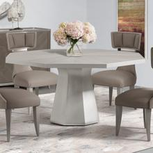 Octagonal Dining Table (2 Pc)