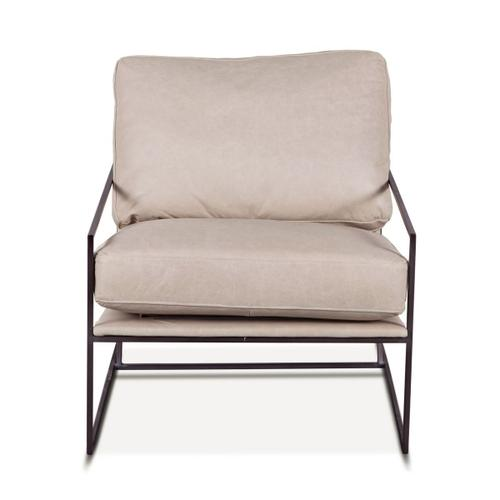 Product Image - Metro Armchair in Origami White