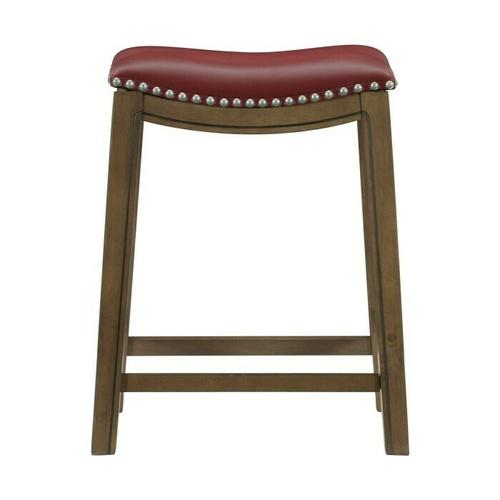 Gallery - 24 Counter Height Stool, Red