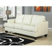 Samuel Transitional Cream Sleeper Sofa