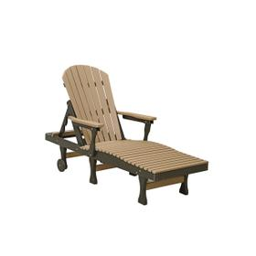 Comfo Back Chaise Lounge