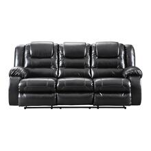 Vacherie Reclining Sofa Black