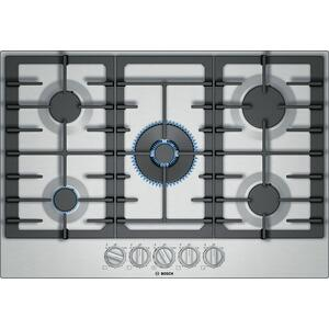 Bosch800 Series Gas Cooktop 30'' Stainless steel NGM8057UC