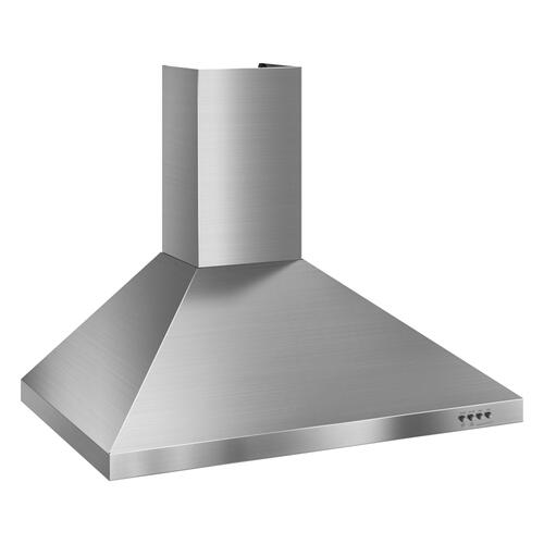 Gold® 30-inch Vented 300-CFM Wall-Mount Canopy Hood Stainless Steel