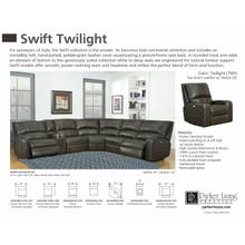 SWIFT - TWILIGHT 6pc Package A (811LPH, 810P, 850, 840, 860, 811RPH)