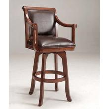 See Details - Palm Springs Swivel Bar Height Stool