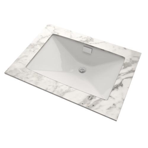 Lloyd® Undercounter Lavatory - Colonial White