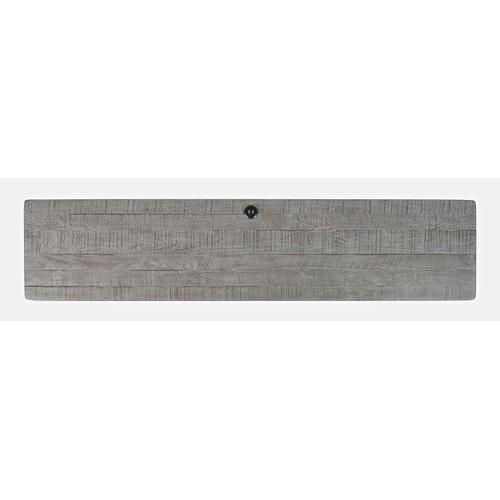 Jofran - North Coast 5 Drawer Accent Console - Grey Wash