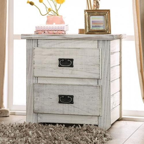 Furniture of America - Rockwall Night Stand