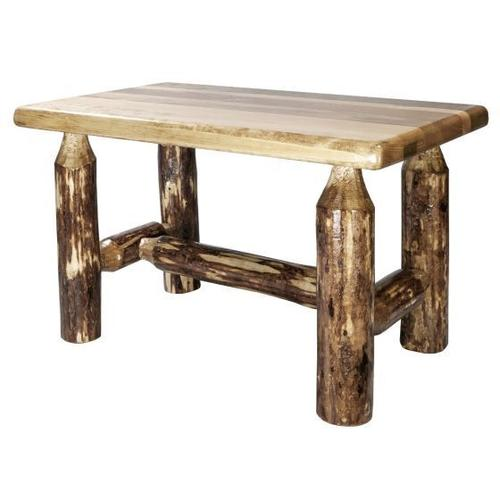 Montana Woodworks - Glacier Country Collection Ottoman