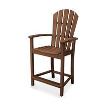 Teak Palm Coast Counter Chair