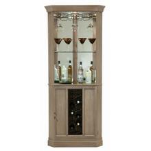 See Details - 690-047 Piedmont VI Corner Wine & Bar Cabinet