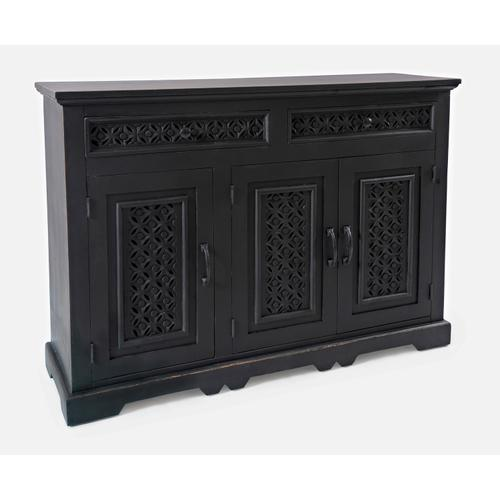 "Decker 48"" Console-antique Black"