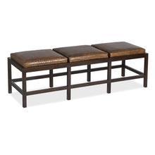 6498-60 NEWBURY THREE SEAT BENCH