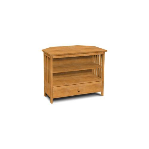 John Thomas Furniture - Mission Corner TV Stand
