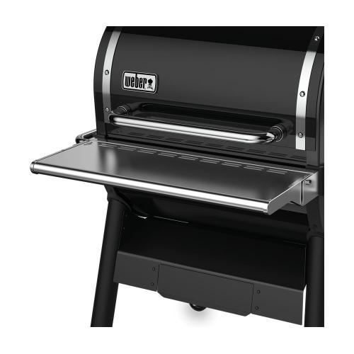 Weber - Stainless Steel Folding Front Shelf