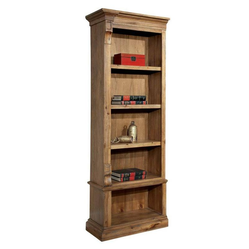 7-9306 Wellington Left Pier Bookcase