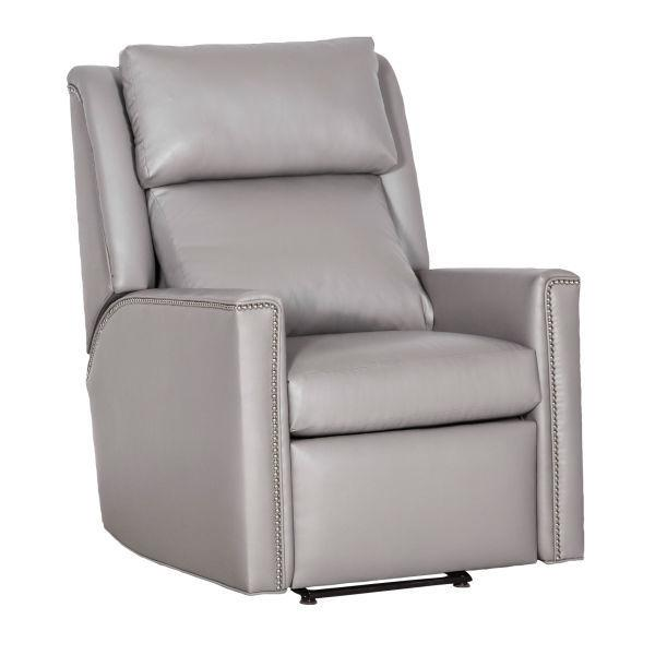 Reclination Nolan Manual Push Back Recliner Glider