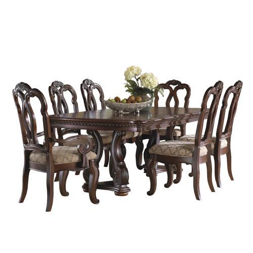 San Marino Ped Table Base